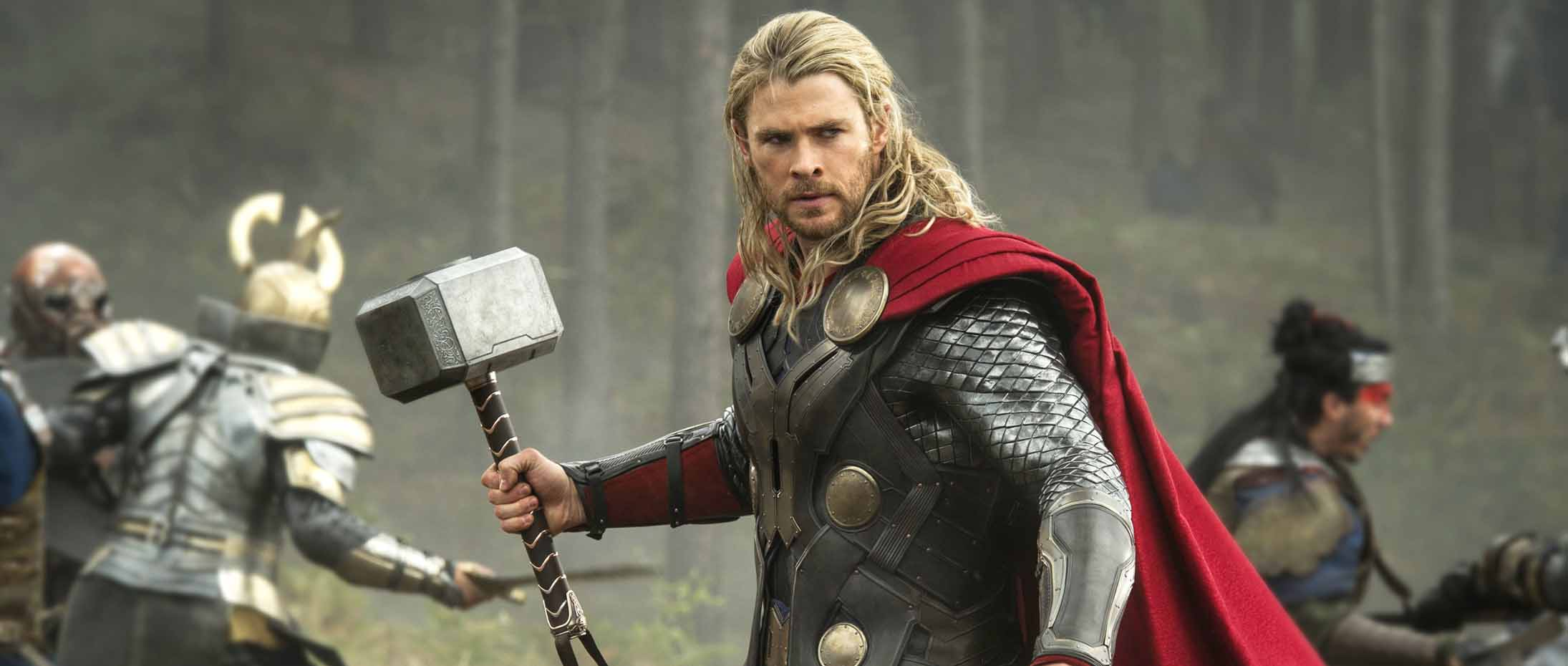 dark Chris world thor hemsworth