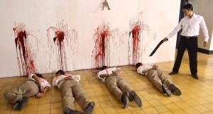 VHS2 - Gareth Evans, Timo Tjhjanto, execution