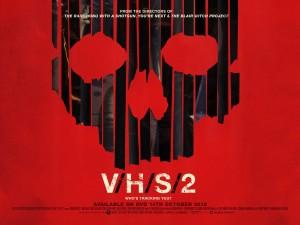 VHS2 - quad poster