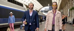 Dom Hemingway - Jude Law, Richard E Grant, Eurostar