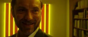 Dom Hemingway - Jude Law, grinning