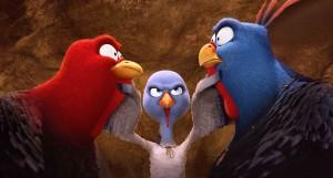 Free Birds - Wilson, Poehler, Harrelson