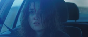 In Fear - Alice Englert - in car