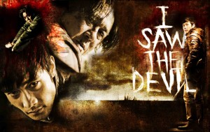 Kim Jee-woon - I Saw The Devil poster