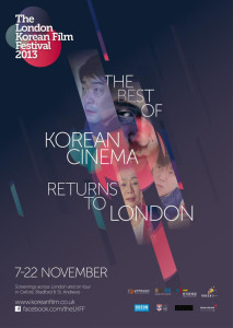 London Korean Film Festival - poster