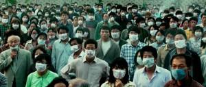 The Flu - Korean movie, mass contagion
