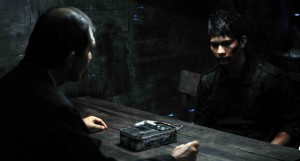 The Raid 2 Berandal - Iko Uwais, interrogation