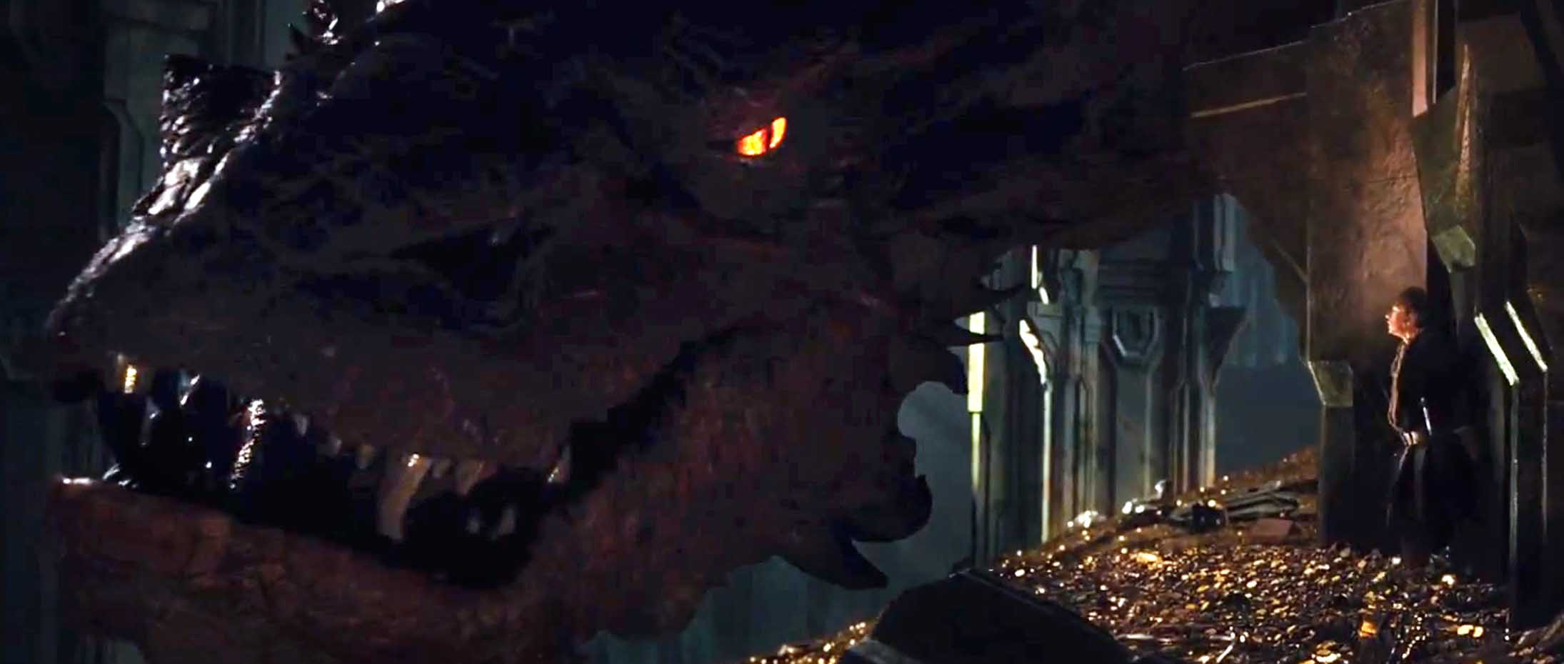 Movie Review The Hobbit The Desolation Of Smaug