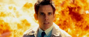 The Secret Life of Walter Mitty - Stiller, action movie