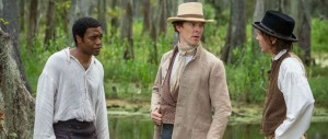 12 Years A Slave - Chiwetel Ejiofor, Benedict Cumberbatch, Paul Dano