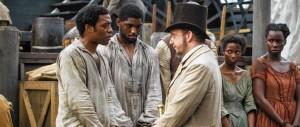 12 Years A Slave - Chiwetel Ejiofor, Paul Giamatti