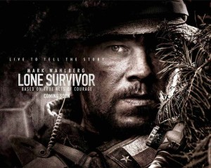 Lone Survivor Quad Poster - Wahlberg