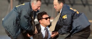 The Wolf of Wall Street - DiCaprio, Belfort, arrested