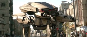 RoboCop - ED 209 remake