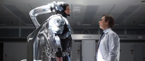 RoboCop - Kinnaman, Oldman