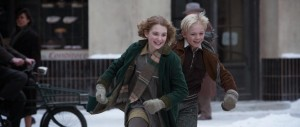 The Book Thief - Sophie Nelisse, Nico Liersch