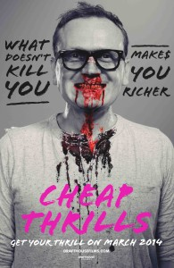 Cheap Thrills - poster