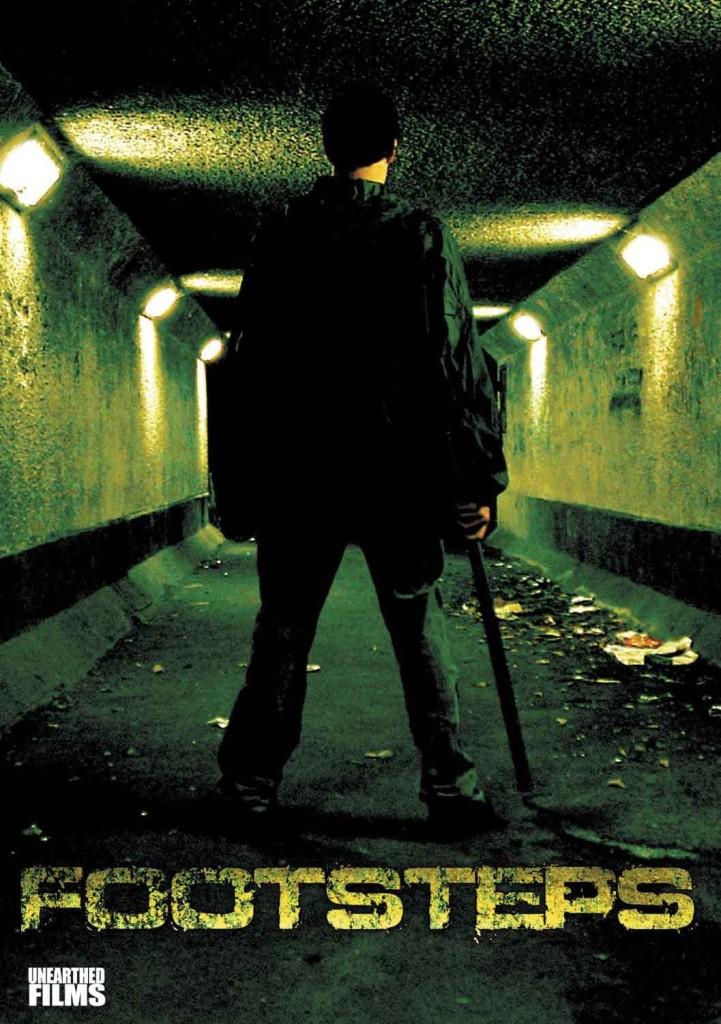 Footsteps poster - Gareth Evans