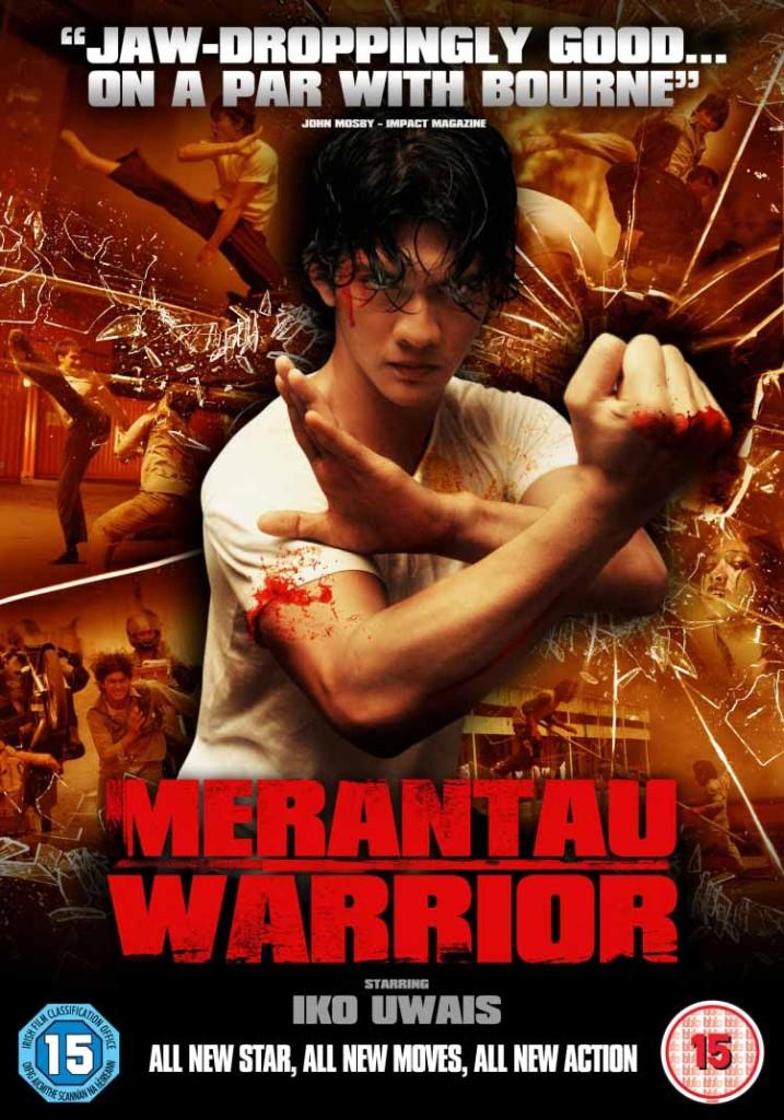 Merantau - Iko Uwais, Gareth Evans, poster