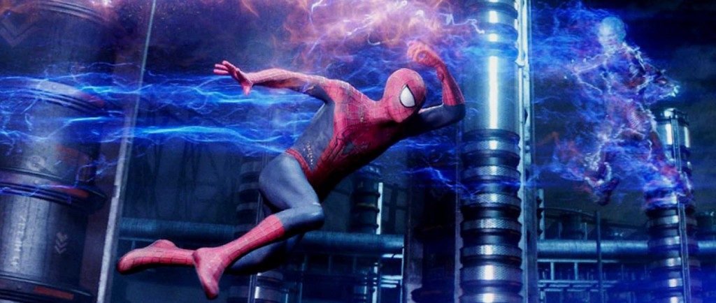The Amazing Spider-Man 2 - Andrew Garfield, Electro