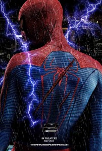 The Amazing Spider-Man 2 poster - Andrew Garfield