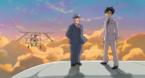 The Wind Rises - Jiro Horikoshi, Caproni, Miyazaki