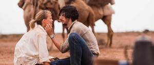 Tracks: Mia Wasikowska as Robyn Davidson and Adam Driver as Rick Smolan