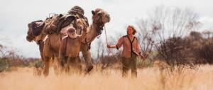 Tracks - Wasikowska, camel