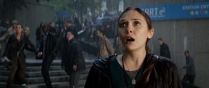 Godzilla 2014 - Elizabeth Olsen