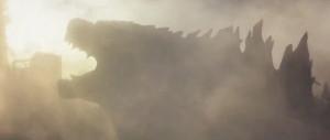 Godzilla 2014 - roar