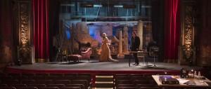 Venus in Fur - Emmanuelle Seigner, Mathieu Amalric, stage