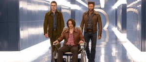 X-Men - Days of Future Past, Hugh Jackman, James McAvoy, Nicholas Hoult