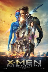 X-Men - Days of Future Past, poster