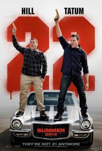 22 Jump Street - Channing Tatum, Jonah Hill - poster