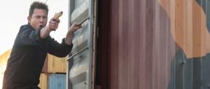 22 Jump Street - Channing Tatum, truck chase