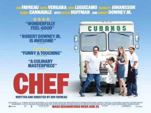 Chef - Jon Favreau, poster