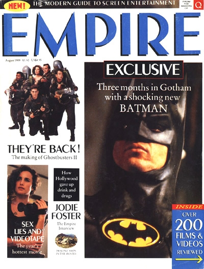 Empire 25 feature - issue 2