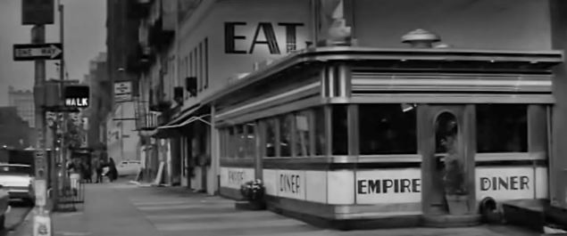 Empire feature - diner
