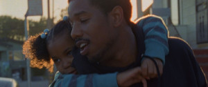 Fruitvale Station - Michael B. Jordan, daughter