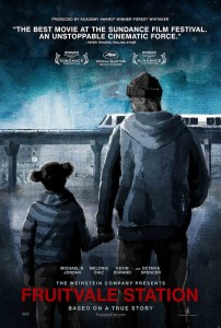 Fruitvale Station - painted poster