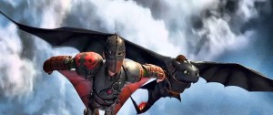 How To Train Your Dragon 2 - Hiccup, Toothless, Jay Baruchel