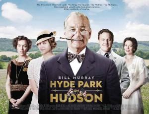 Hyde Park on Hudson - poster
