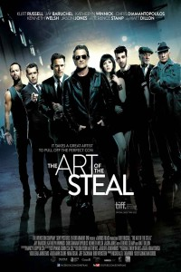 The Art of the Steal poster - Kurt Russell
