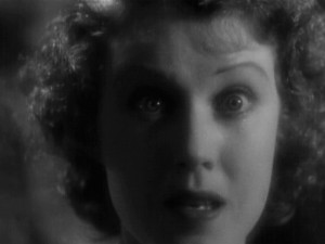 The Most Dangerous Game - Fay Wray close up