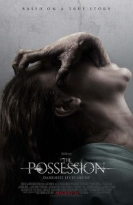 The Possession - poster