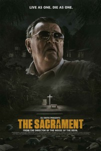 The Sacrament - Ti West, poster