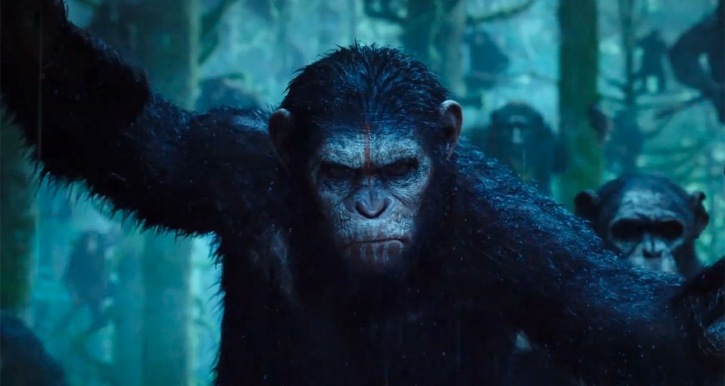 Dawn of the Planet of the Apes - Casear, Andy Serkis