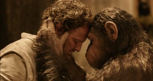 Dawn of the Planet of the Apes - Jason Clarke, Andy Serkis, Caesar