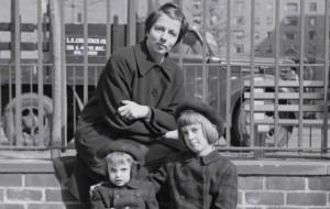 Finding Vivian Maier - nanny, children