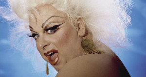 I Am Divine - Divine glamour shot